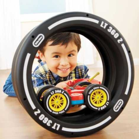 RC Tire Twister - Remote Control Car | Little Tikes