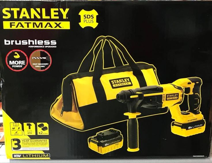 Finalmente disponibile l'attesissimo Tassellatore STANLEY 18V 4.0ah prezzo da paura!!! 😱 Vieni a scoprirlo in negozio.