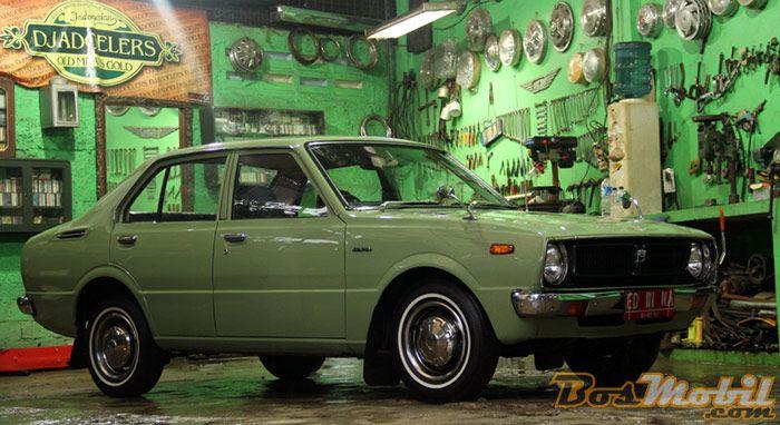Toyota Corolla KE30 1975 : Corvet Kenangan Keluarga Di Masa Silam #info #classic #BosMobil