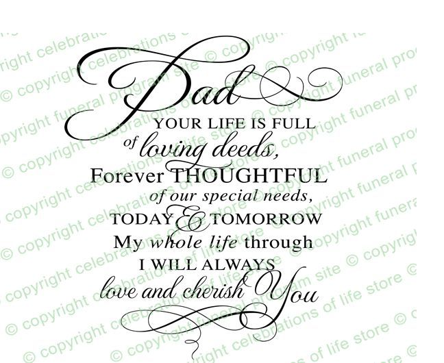 from daughter to dad quote - Google Search