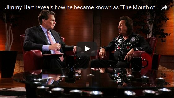 """Jimmy Hart reveals how he became known as """"The Mouth of the South"""" (WWE Network Exclusive)"""