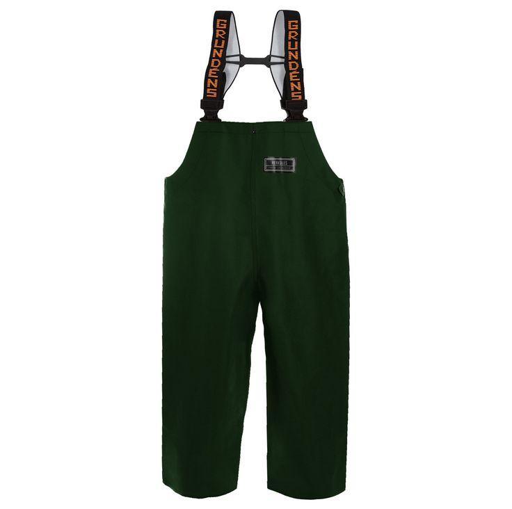 Grundens - Herkules 16 Bib Pant-Green