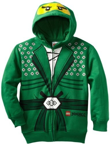 Green ninjago hoodie