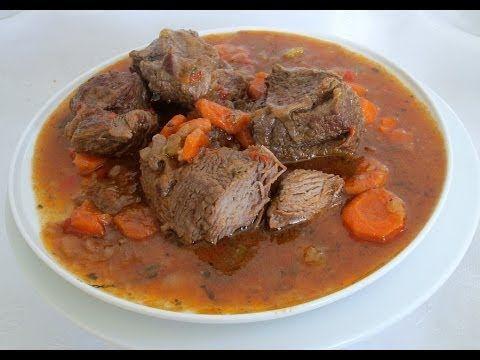 Receta: Carne Al Jugo (Carne A La Olla) - Silvana Cocina Y Manualidades - YouTube