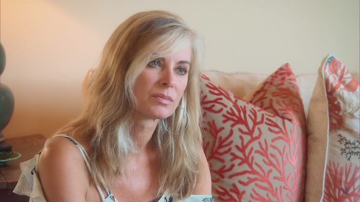 Eileen Davidson: I'm Here with a Very Heavy Heart