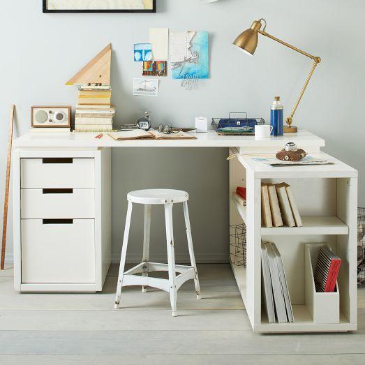 1000 Images About Home Office On Pinterest: 1000+ Images About West Elm Desks On Pinterest