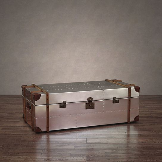 1000 Ideas About Storage Trunk On Pinterest Storage Vintage And Steamer Trunk