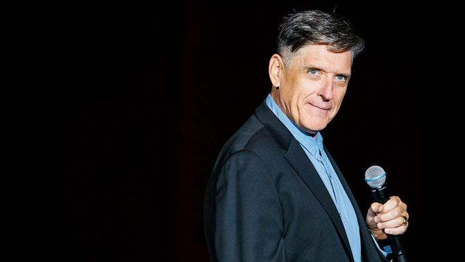 Craig Ferguson to Launch Live Daily 'Format-Free' Show for SiriusXM
