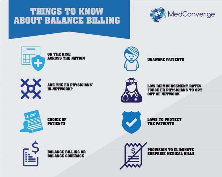 8 Must Knows For Balance Billing Medical Billing Billings Medical