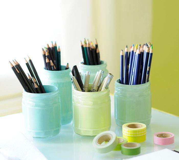37 insanely cute teen bedroom ideas for diy decor jars - Room stuff for a teenage girl ...