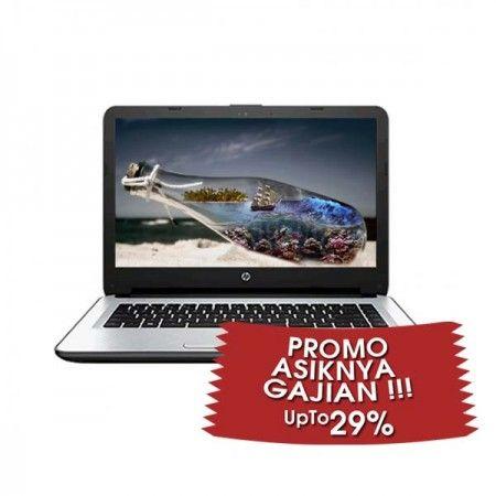 "HP 14-ac157tu White - Promo Asiknya Gajian  Write a review Best Seller !!!  Intel Core i3 5005U-2.0Ghz, RAM 2GB, HDD 500GB, DVD/RW, VGA Intel HD 5500, Screen 14"", Dos. FREE : Mouse Optic Keren  See More Product At http://kliknklik.com/ or http://kliknklik.com/1090-promo-asiknya-gajian and http://kliknklik.com/blogs/harga-notebook-terupdate/"