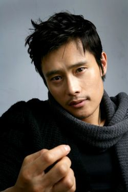 Lee Byung-Hun - Awesome (and handsome) Korean actor :)