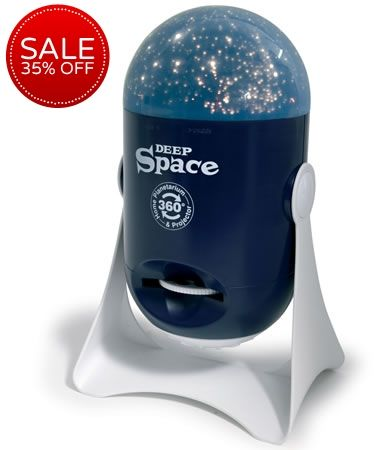 Transform your room into an outer space adventure!