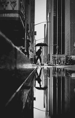 Cim Ek - next step,  black & white photo art, prints & posters