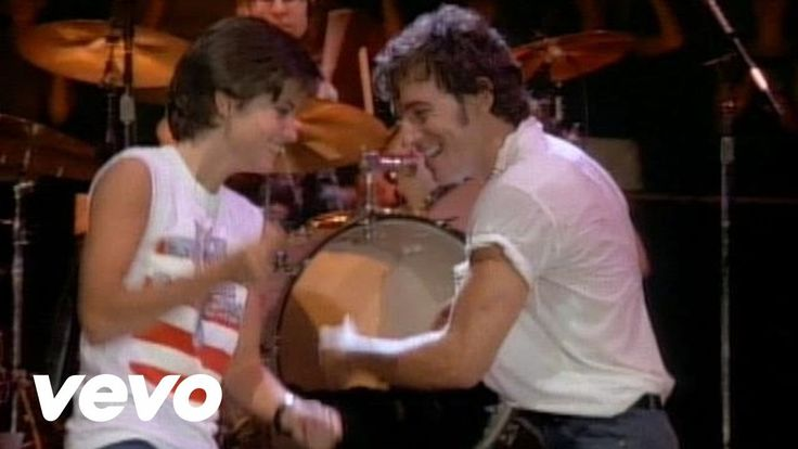 1984 - Bruce Springsteen - Dancing In the Dark - This was such a smooth, groovy (can't believe I just used that word) hit, that really resonated with me.  Perhaps because the notion of dancing in a dark place suggests so much more than just a dance?