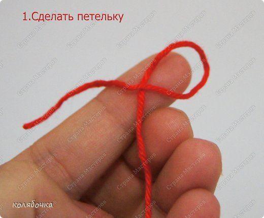 Мастер-класс Вязание крючком Как начать вязать амигуруми Круговое вязание Пряжа фото 1