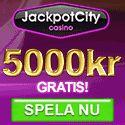 JackpotCity Online Casino 5000kr gratis+100% bonus. #onlinecasino #jackpotcity #5000krgratis #5000krgratisbonus