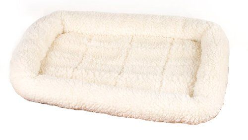 K-9 Keeper Sleeper Crate Pad, 23-1/2 by 17-1/2, Natural - http://www.thepuppy.org/k-9-keeper-sleeper-crate-pad-23-12-by-17-12-natural/