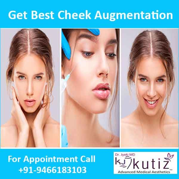 Wish to have shape of the #Face as you wanted? Get the exact #cheeks #Augmentation from Experienced Panel of #Doctors. For inquiries call or what's app at +91-9466183103