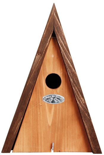 triangle bird box - Google Search