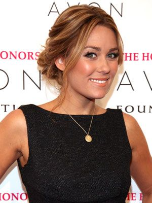 Lauren Conrad Updo Hairstyles - Celebrity Updo Hairstyle Ideas - Real Beauty