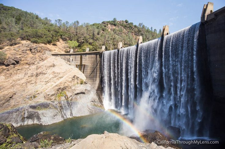 If you live in Northern California and use Instagram then you have no doubt seen people standing out on a small rock with a large man-made waterfall flowing off a dam behind them. This spot is known as the Lake Clementine Dam, and while you can technically drive pretty close to it, it is much …