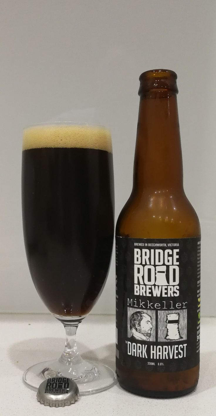 Bridge Road Brewers ~ Mikkeller ~ The Dark Harvest
