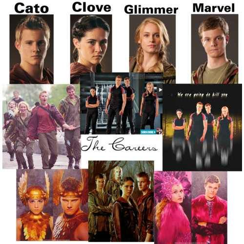 Hunger Games~Careers