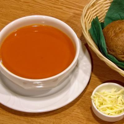 томатный суп по-бельгийски