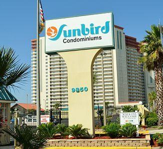 Vrbo Sunbird Condos Panama City Beach