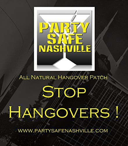 The Original All Natural Hangover Patch By Party Safe Relief And Defense 10 Pack *** More info could be found at the image url. #SewingProjects