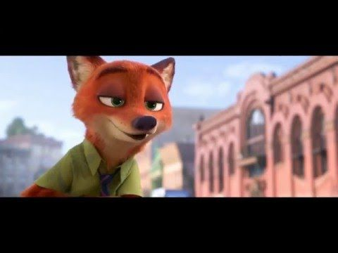 Shakira - Try Everything (from Disney's Zootopia) - YouTube