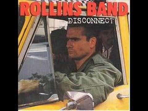 rollins band - miles jam (a disconnect single b-oldaláról)