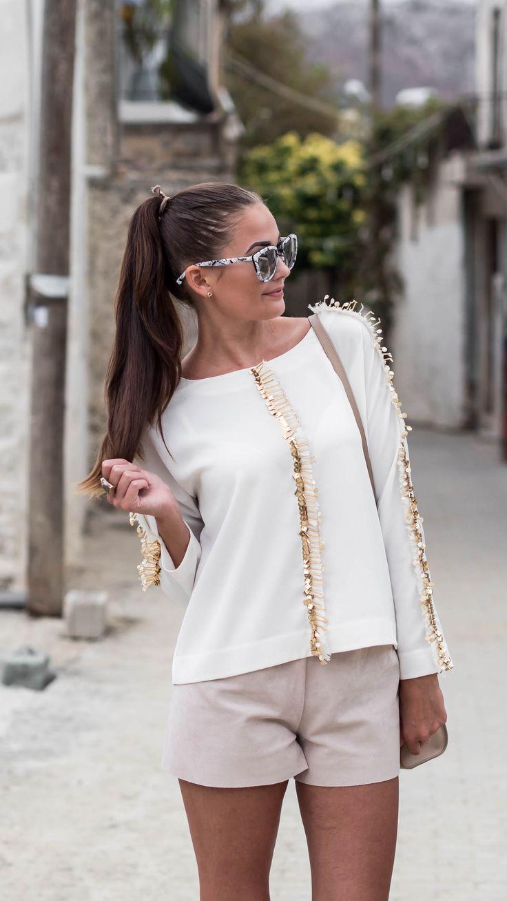 Jeanette Kreta Wearing By Malene Birger Saint Laurent Quay