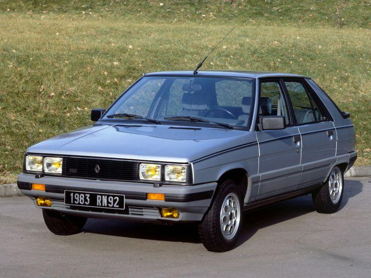 1981 Renault 11