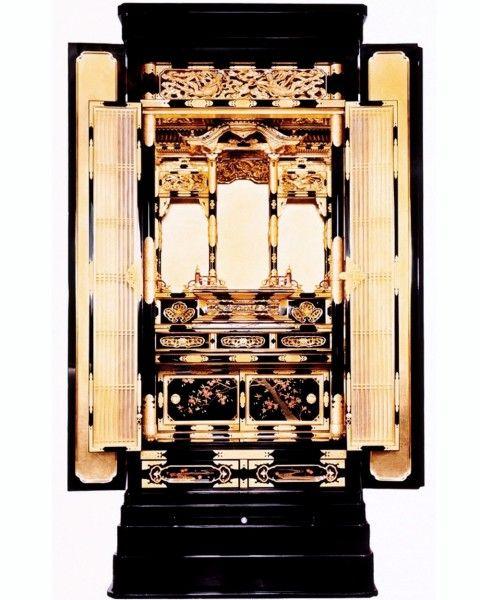 京仏壇 | 伝統的工芸品 | 伝統工芸 青山スクエア