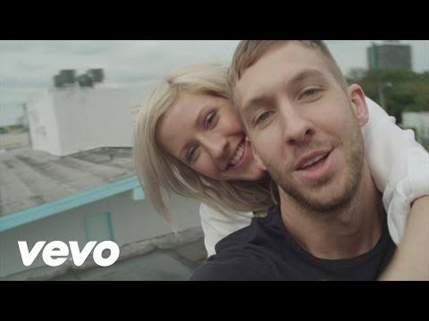 Calvin Harris' - 'I Need Your Love' ft. Ellie Goulding.