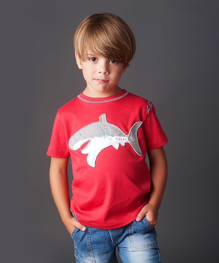 Look what I found on #zulily! Lollipop Shark Tee - Toddler & Boys by Lemon Loves Lime #zulilyfinds
