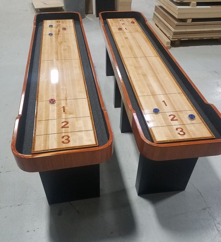 1000+ Ideas About Shuffleboard Table On Pinterest