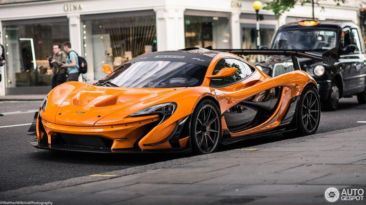 McLaren P1 LM 1