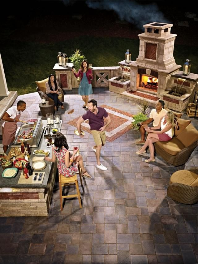 10 ideen zu grillkamin auf pinterest outdoor grill barbacoa und design grill. Black Bedroom Furniture Sets. Home Design Ideas