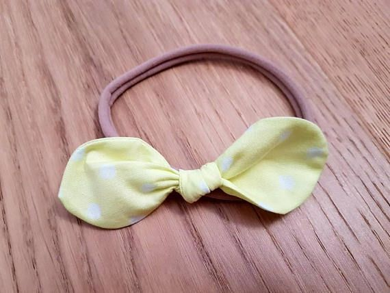 Check out this item in my Etsy shop https://www.etsy.com/au/listing/532770122/the-minnie-collection-knot-bow