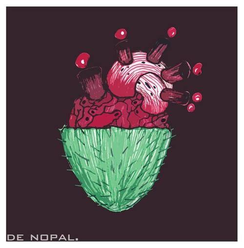 Corazón de Nopal