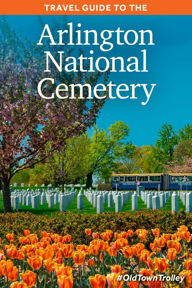 Everything you need to know about Arlington National Cemetery.
