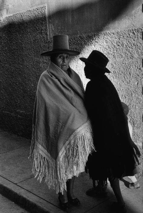 Sergio Larrain - Bolivia, Potosi. 1957.