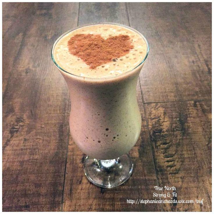 Cinnamon Bun Smoothie #shakeology http://stephaniearichards.wixsite.com/tnsf