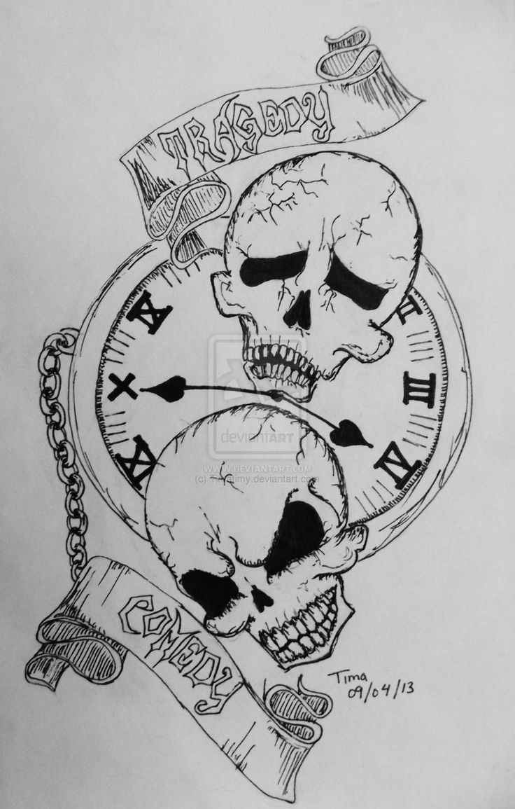 16 best comedy tragedy tattoos images on pinterest for Comedy and tragedy tattoo