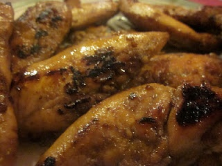Asian-Marinated Chicken Tenders | lovelyclearsweet: my food blog reci ...