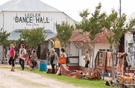 Top 20 reasons to go to Antique Week in Round Top, Texas April 1-5, 2014 Marburger Farm Antique Show