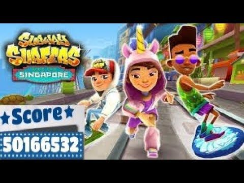 Subway Surfers Singapore Hack Unlimited Coins And Keys